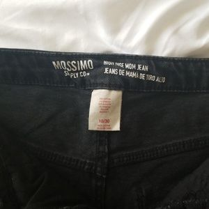 Mossimo Supply Co. Jeans - Mossimo high rise mom jean